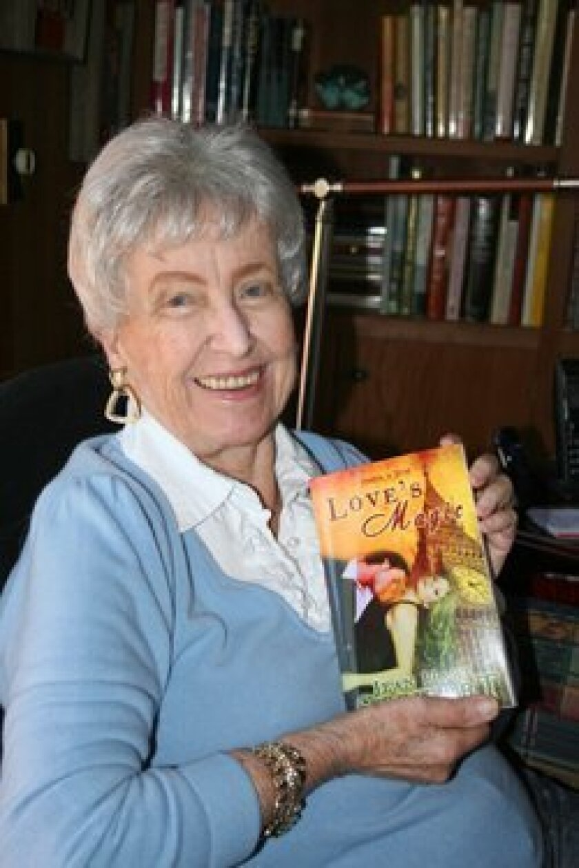 Jean Hart Stewart (Photo: Karen Billing)