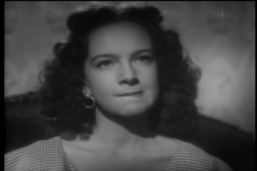 La actriz Martha Roth