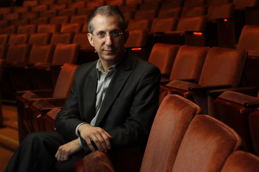 "Old Globe Theatre artistic director Barry Edelstein says that finding ways for the theater to reach new corners of the local community ""is really far more interesting to me than what's going to Broadway and what isn't."""