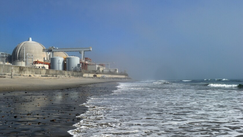 The San Onofre nuclear plant permanently closed in June 2013.