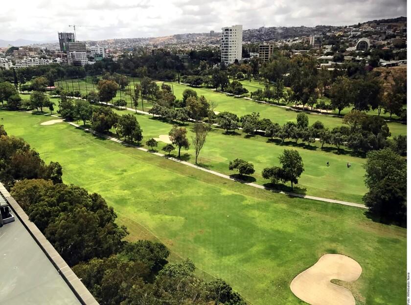 El Club Campestre de Tijuana