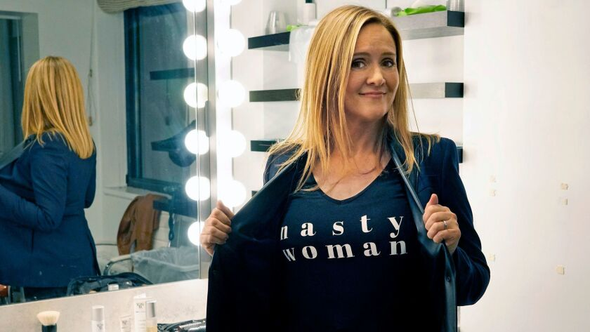 """Samantha Bee of """"Full Frontal With Samantha Bee"""""""