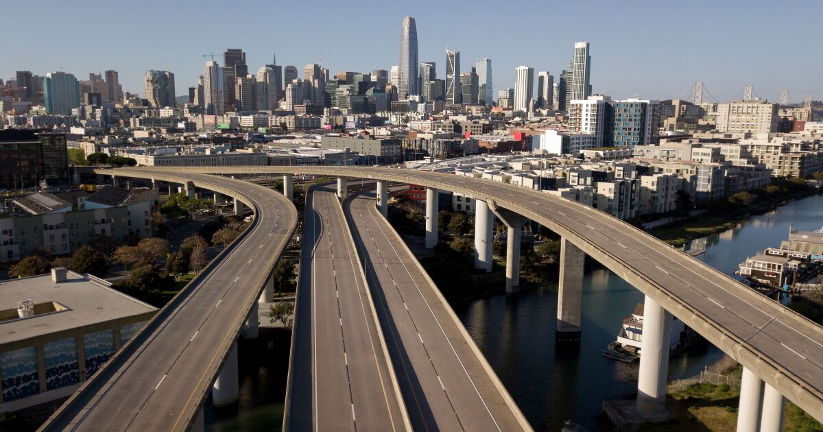 Optimisme hati-hati di San Francisco lebih dari coronavirus, tapi walikota panggilan untuk berkorban