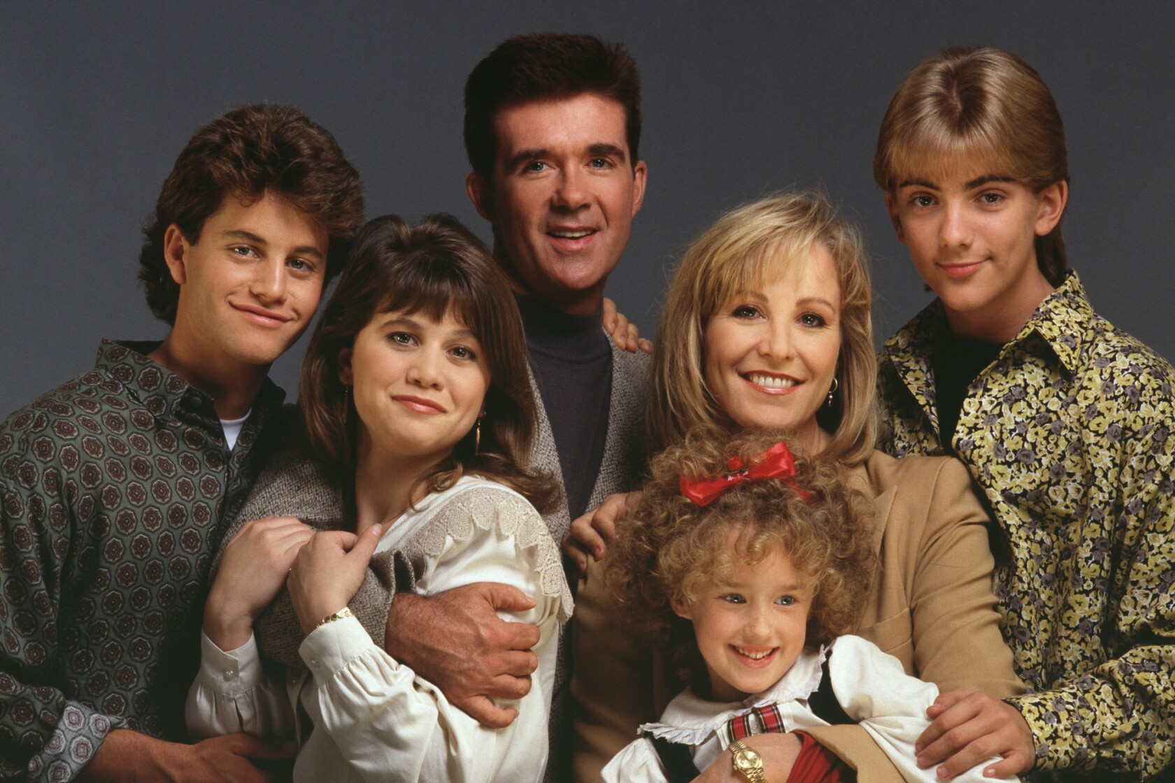 Alan Thicke and the cast of 'Growing Pains' had to overcome