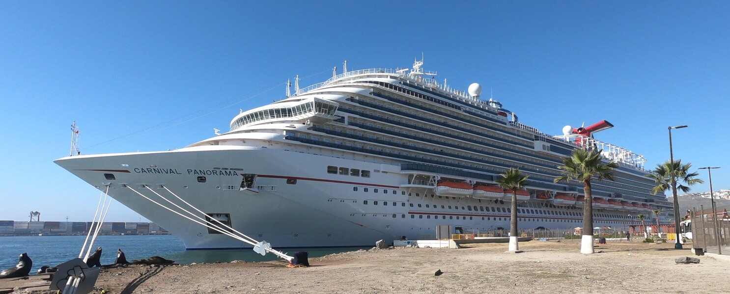 Carnival Panorama The Cruise Line S New Long Beach Based Ship Delivers Fun And Games Los Angeles Times