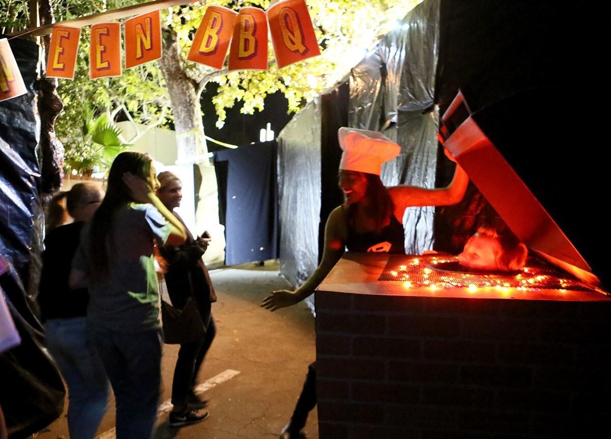 Photo Gallery: Crescenta Valley Sneriff's Station annual Halloween Haunt