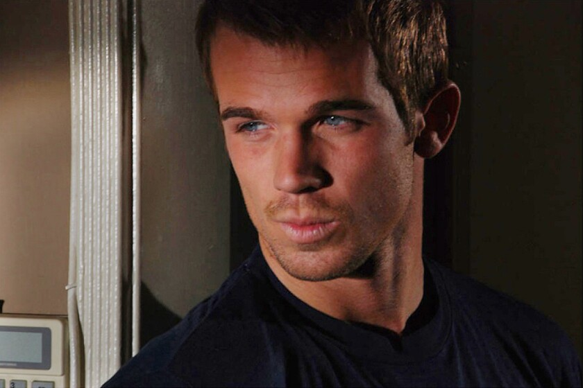 """Cam Gigandet, in a scene from the movie """"5 Star Day"""", will star in new CBS drama """"Reckless"""""""