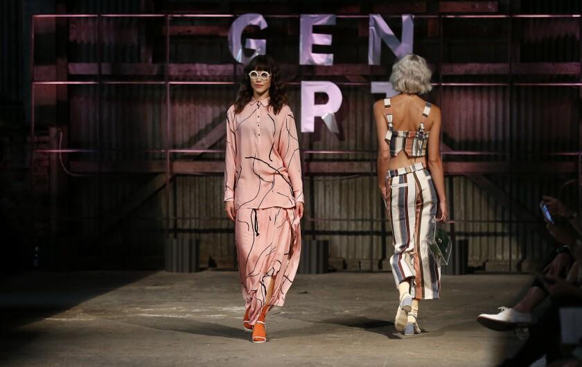 Gen Art's Womenswear Designer of the Year 34N118W