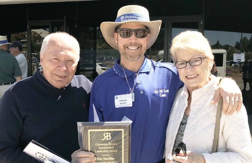 Patrick Sheffler rec award