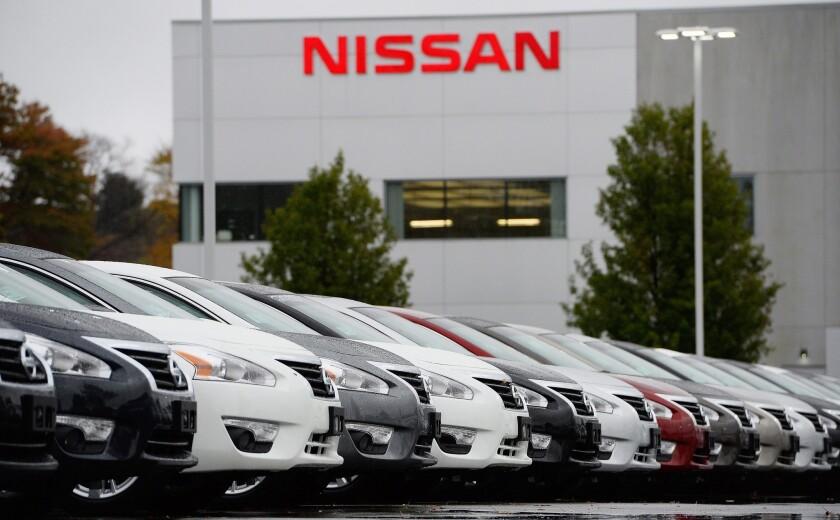 Nissan Takata air bag recall