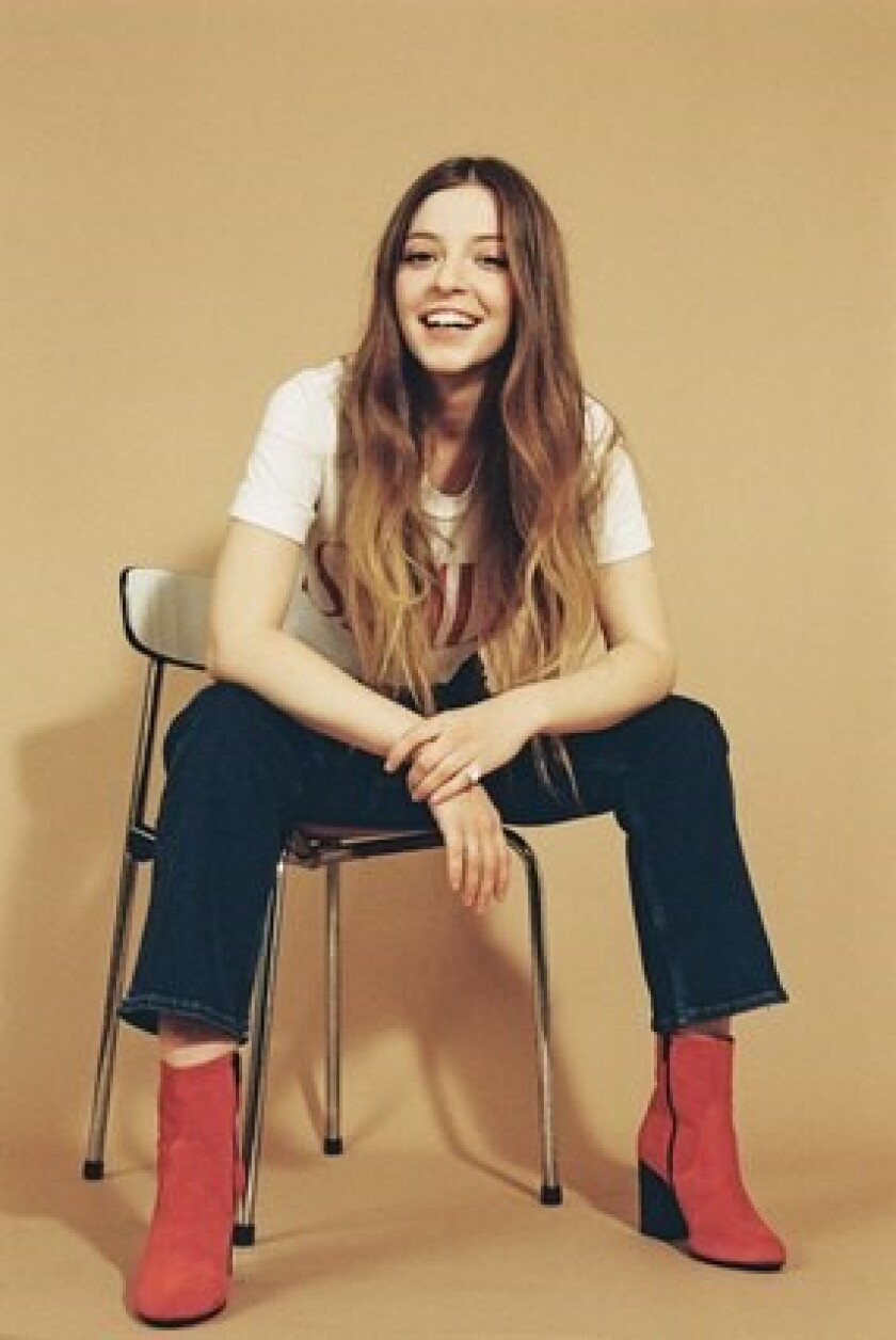 Singer-songwriter Jade Bird, 21, is now on tour in support of her first album.