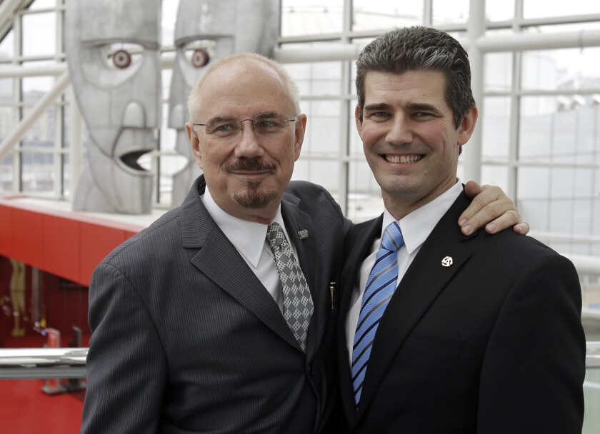 Rock Hall of Fame names new president and CEO