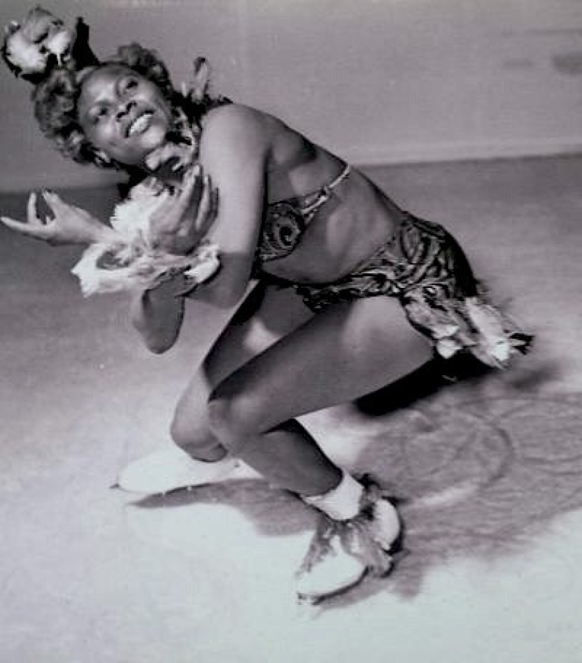 Mabel Fairbanks was denied the chance to become a figure skating champion because of racism.