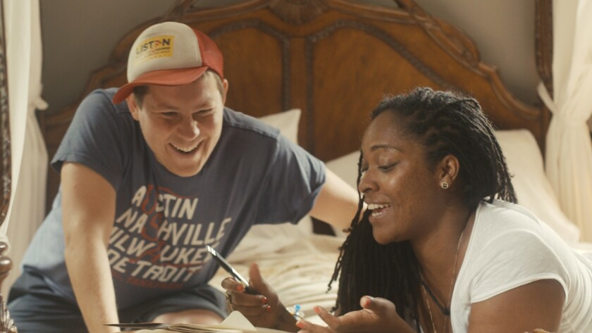 Review: Poets find their voices and identity in documentary 'Don't Be Nice'