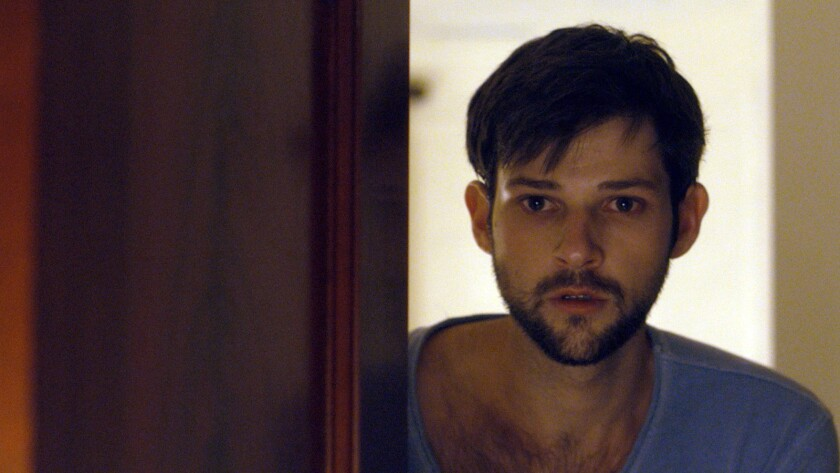 """Adam Weppler in a scene from the movie """"Long Lost."""" Credit: Indie Rights"""