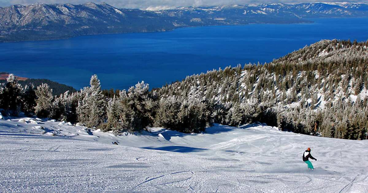 Ski patrol member dies in Tahoe area