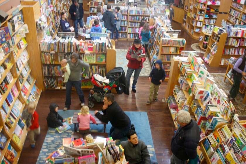 [words] bookstore in Maplewood, N.J., is a haven for its neighbors without power.