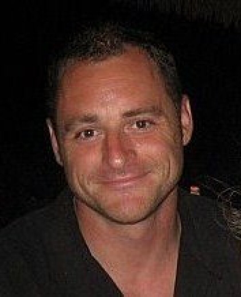Navy SEAL Nicholas Bickle
