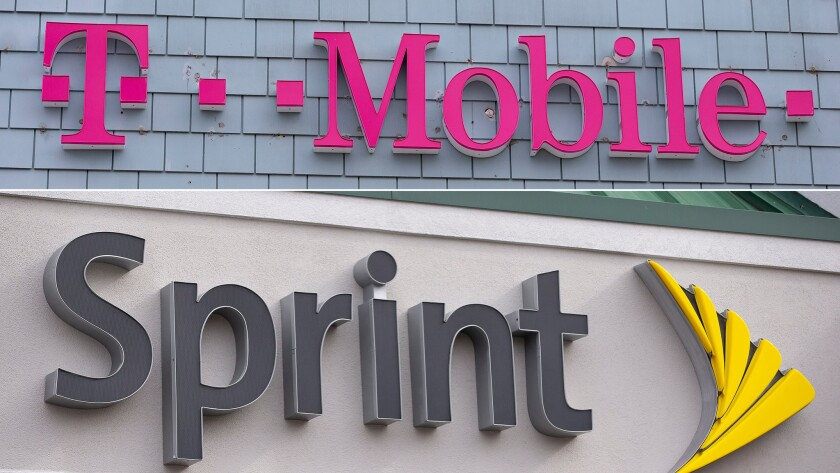 What a T-Mobile-Sprint merger could mean for you - Los