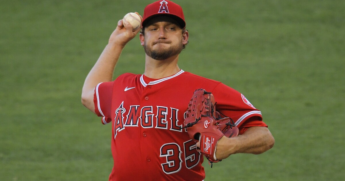 Photo of Angels sputter from poor start to finish in loss to Astros | Los Angeles Times