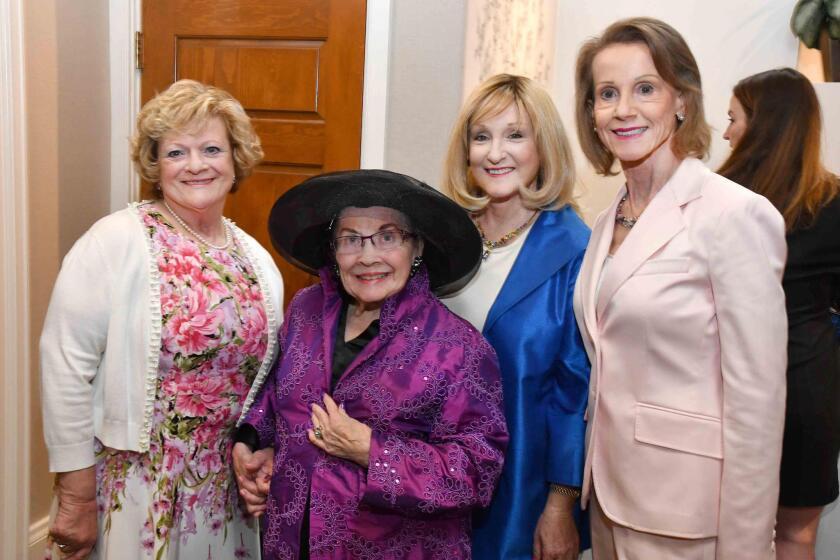 Paula Taylor, Merle Lotherington, Louarn Sorkin, Joyce Dostart
