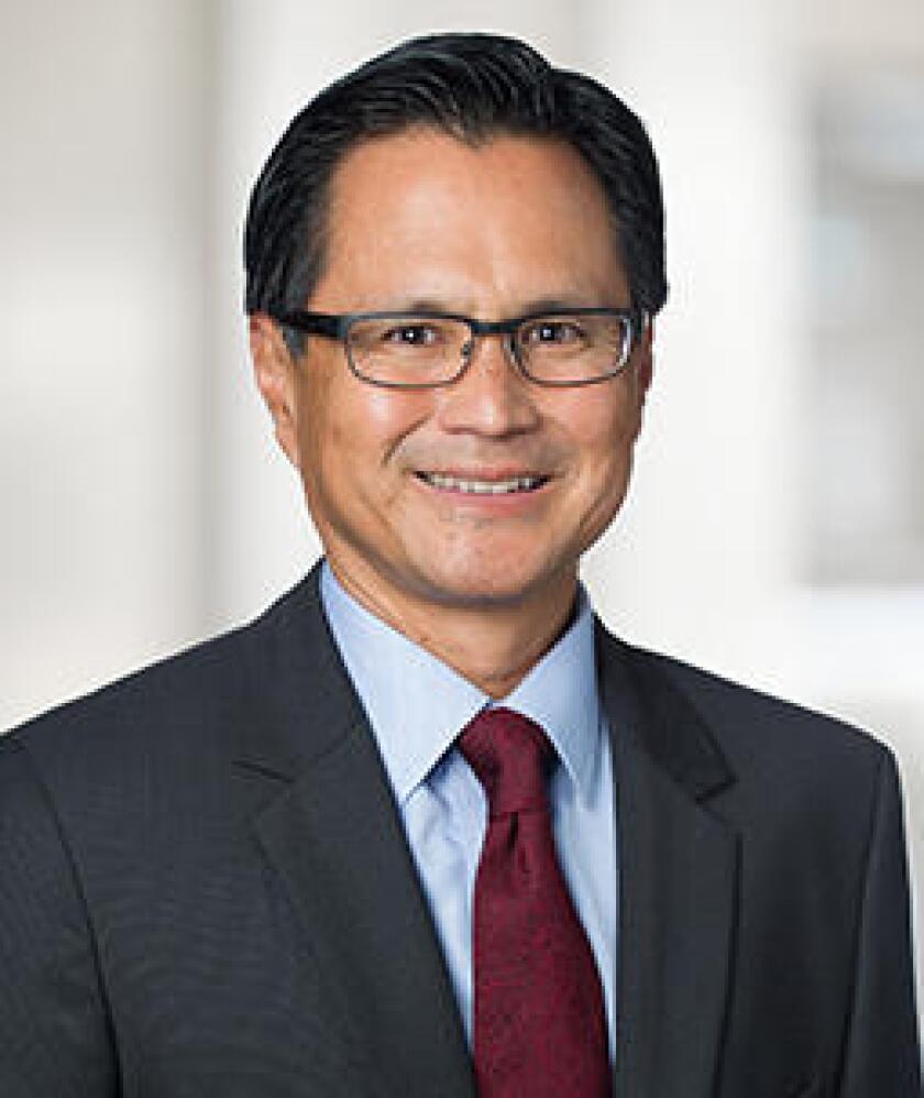 Kevin Sagara, CEO of San Diego Gas & Electric, also group president of Sempra Energy.