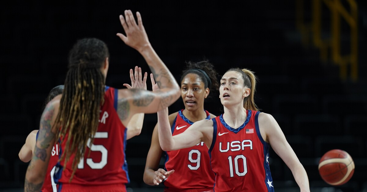 Column: Breanna Stewart is primed for Olympic gold, in Tokyo and future Games