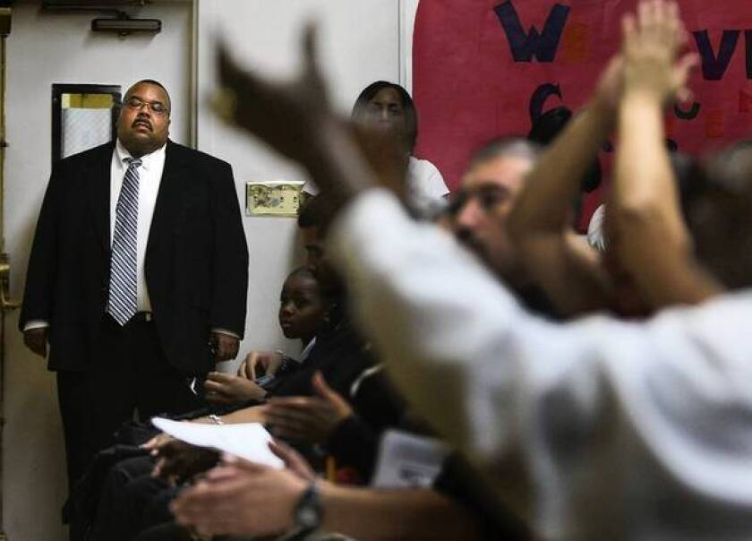 Charter school group's chief blamed for 2010 cheating