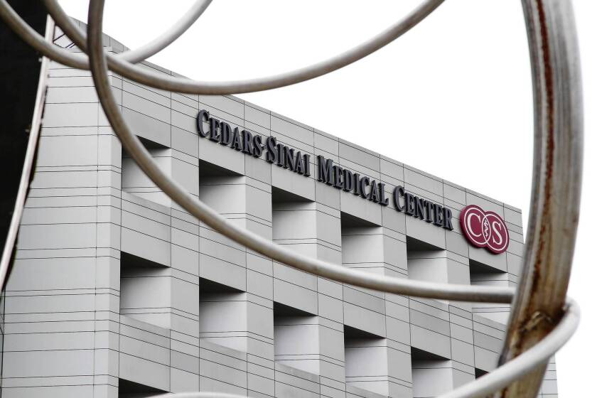 Detectives served a search warrant at Cedars-Sinai earlier this year to obtain disciplinary records for Guillermo Fernando Diaz
