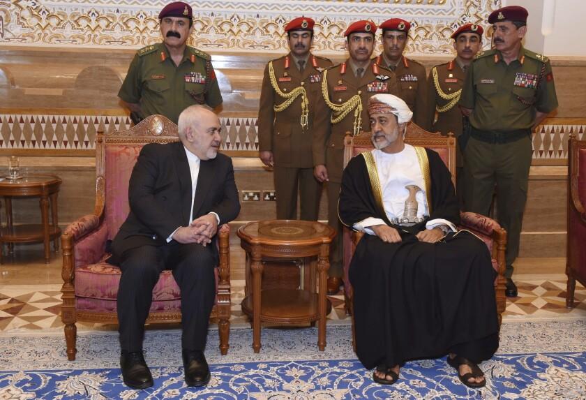 Iran Diplomatic Flury