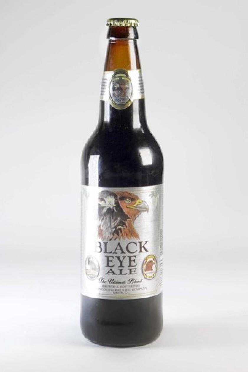 Mendocino Brewing Blackeye Ale: Beer of the Month