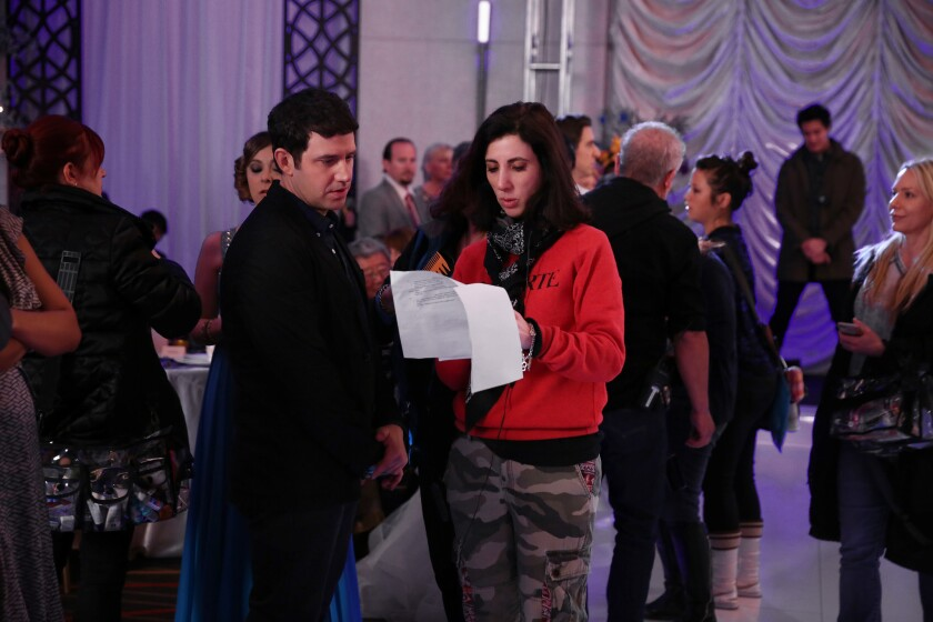'Crazy Ex-Girlfriend' show runner Aline Brosh McKenn weighs in on the real love story of the series