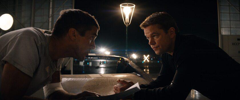 Review: 'Ford v Ferrari' revs Matt Damon and Christian Bale's acting engines
