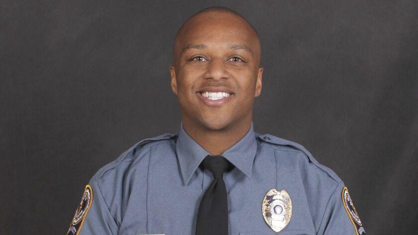 Gwinnett County Police Department Officer Antwan Toney