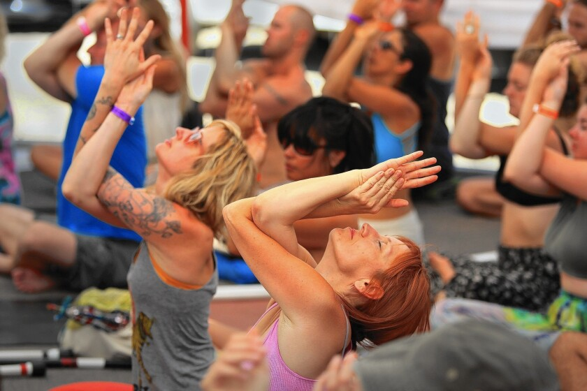 Yoga helps the body increase its immune function while reducing disease-assisting stress.