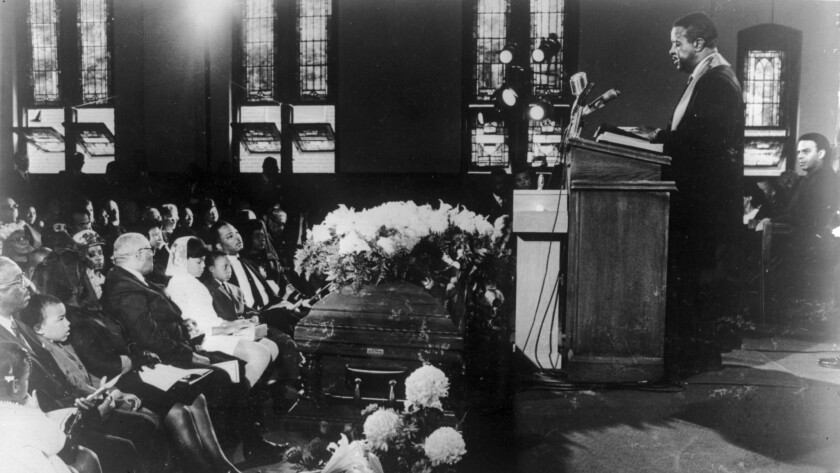 Martin Luther King Jr.'s Funeral
