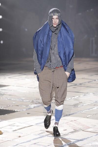Vivienne Westwood menswear Fall 2010