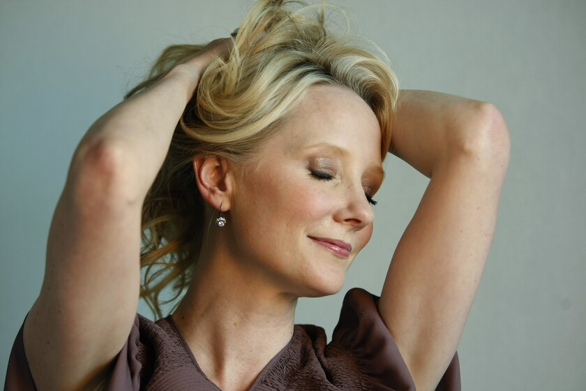 Anne Heche has been signed to play a recurring role on 'The Michael J. Fox Show,' a report says.