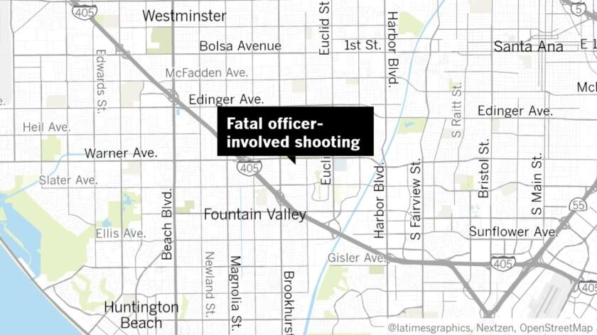 Fatal FV officer-involved shooting