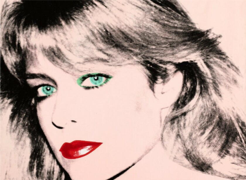 Farrah Fawcett portrait by Andy Warhol at center of legal battle