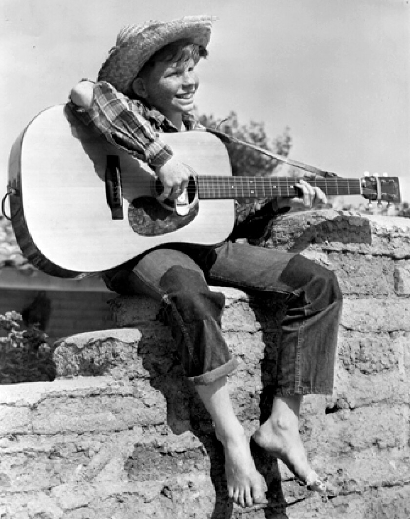 Jimmy Boyd was born Jan. 9, 1939, in Mississippi and grew up in California. He started playing the guitar at 4, while growing up in Riverside, and a few years later was regularly appearing in shows that were broadcast on the radio.