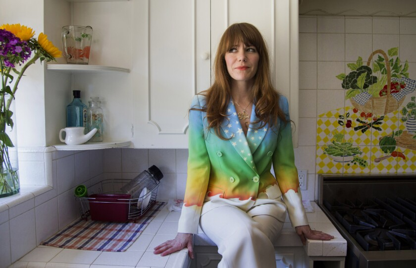 Jenny Lewis on revisiting 'Rabbit Fur Coat': 'It was the first time