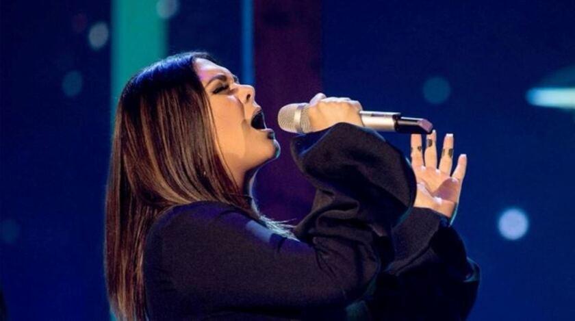 La cantante mexicana Yuridia sigue ascendiendo en las listas de popularidad.