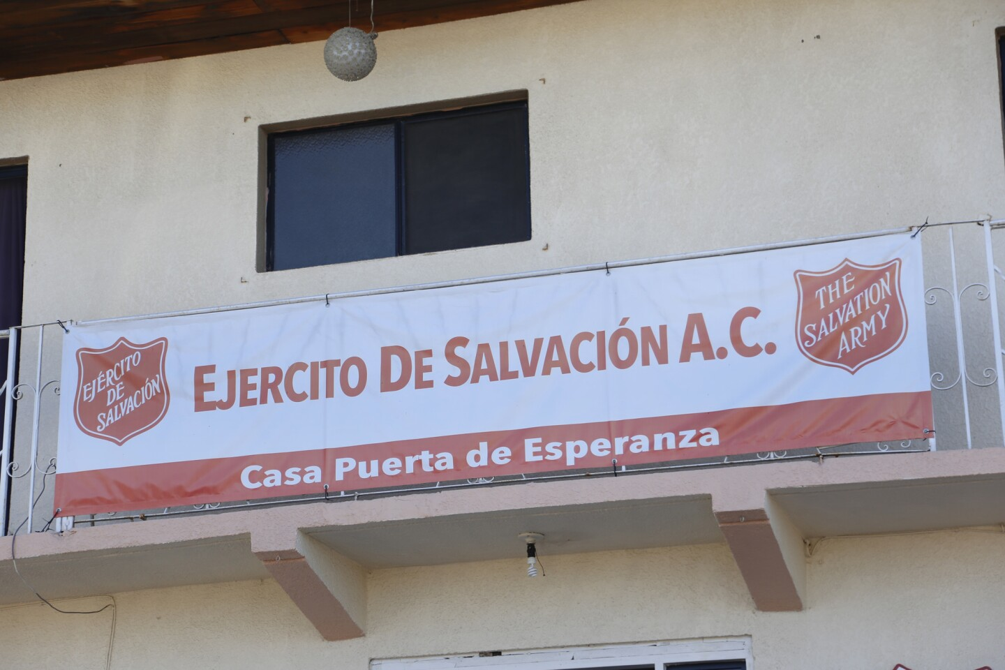 Tijuana, Baja California, Mexico October 19th, 2018 | Casa Puerta de Esperanza is a shelter in Colonia Libertad. The Salvation Army's shelter helps migrants with services and housing. | Alejandro Tamayo © The San Diego Union Tribune 2018