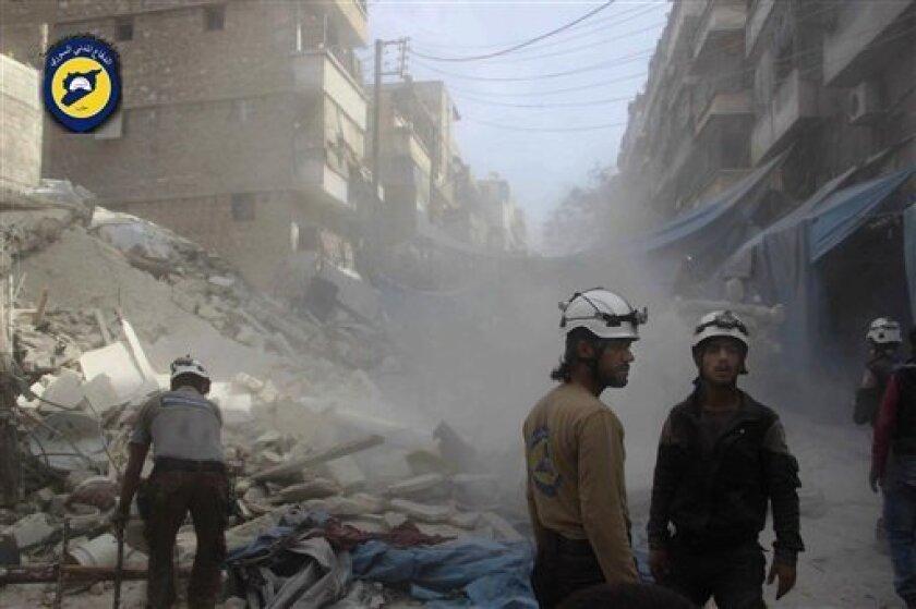 El cese temporal de los bombardeos de las fuerzas rusas y sirias sobre el este de Alepo ha sido una decisión unilateral y no corresponde al plan formulado por la ONU para aliviar la crisis humanitaria en esa parte de la ciudad, aclaró hoy el enviado especial para Siria, Staffan de Mistura.