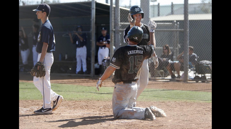Photo Gallery: Costa Mesa vs. Calvary Chapel in baseball