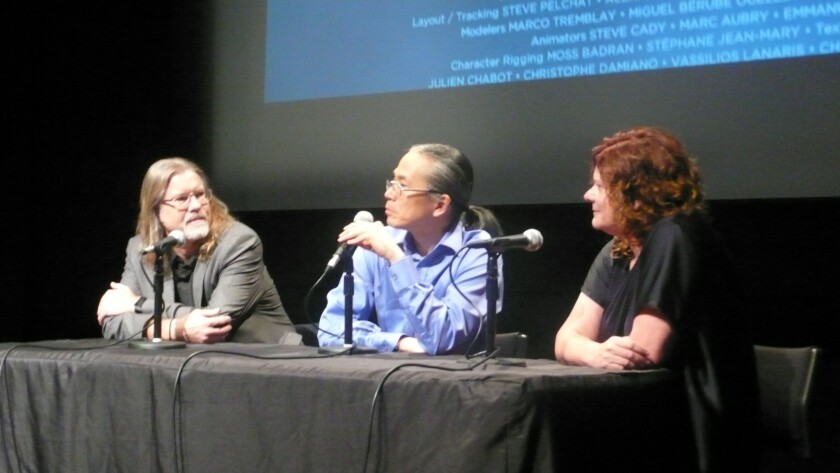 panel on Arrival