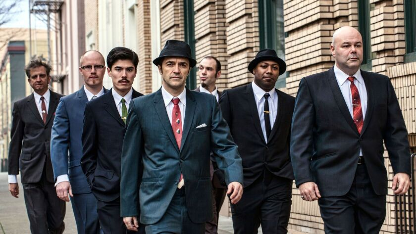 The group Cherry Poppin' Daddies will take the stage July 2.