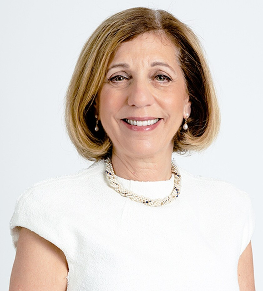 Barbara Bry of La Jolla has served four years on the San Diego City Council representing District 1.