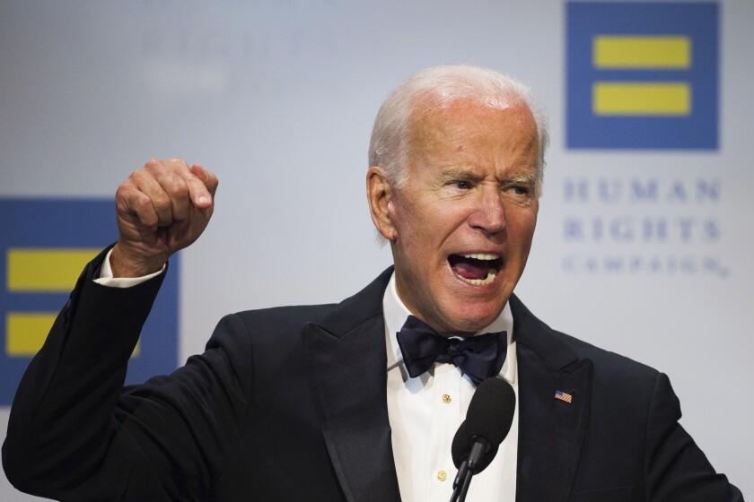 Election 2020 Biden LGBTQ